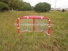 Mini Metal portable soccer goal