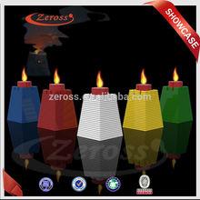 2015 new design custom made silicone candlestick