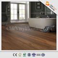 Pvc madeira olhar pisos de vinil, piso de vinil do banheiro