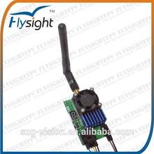 G418 TX5812 Flysight Wireless 5.8ghz long range av sender(TX) for battery electric cars for hyundai car scale models
