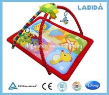 Acrylic baby crib baby play mat PM-T-1-006
