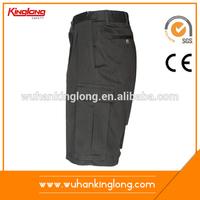 Cheap Casual Mens Rubber 100% polyester cargo shorts