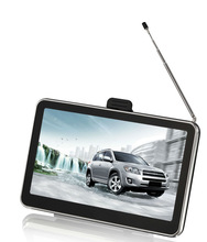 5 inch wince6.0 gps navigation for car india with 128M RA M+8GB ROM+800MHz+Free world map software