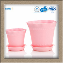 Plastic large garden outdoor plant containers