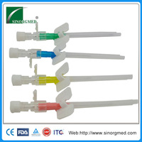 Hospital Equipment of IV Cannula for Injection