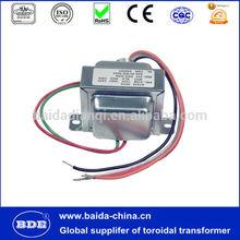 EI57X25 14W 230v 24v ac power transformer