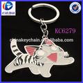 custom produtos novidade para vender brinquedos pussy cat metal o suporte chave fro china