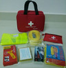 Potable Emergency Road Kit, roadside safety kit with CE, EN ISO13485