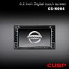 CS-N004 2 DIN CAR RADIO /DVD WITH GPS NAVIGATION FOR NISSAN MICRA 2002-2010