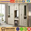 Guangzhou foshan 15 years' experience manufacturer for modular wardrobe closet organizer furniture