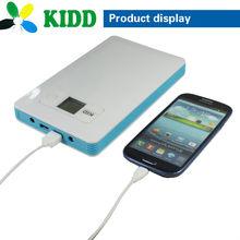 KIDD USB mobile and laptop battery charger 6v 9v 12v 24v voltage portable power bank