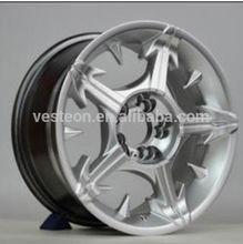 Auto parts 16 inch alloy car rims (vs690)
