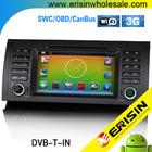 "Erisin ES9753A 7"" car Auto 2din Stereo for BMW X5 E53 2007 gps navigations"
