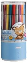 36colors washable student water color pen