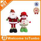 Christmas dolls santa claus new toys ornament decoration christmas 2014
