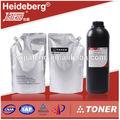 La oscuridad de alta toner, recarga de toner en polvo para kyocera mita km1620 copiadora negro, compatible con el mita kyocera km1650/2020/2050