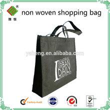 wholesale cheap reusable foldable Non-woven shopping bags