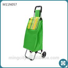 Most Popular Retro Green Bag, Shopping Trolley Bag, Trolley Bowling Bag
