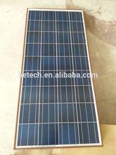 2014 new china product 140w polycrystalline pv solar panel price