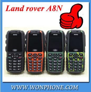 land rover a8n mini robusten wasserdichte handy sto fest outdoor handy mit whatsapp facebook. Black Bedroom Furniture Sets. Home Design Ideas