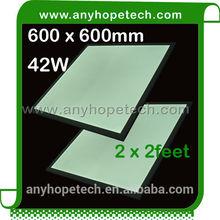 China manufacturer indoor decoration 24 volt 42 watt smd 3528 led panel light