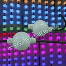 50mm Point Lights Item DMX led pixel dot CE,RoHS Certification