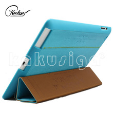 KAKU Customized cover for ipad carrying case with shoulder strap
