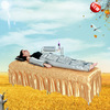 2014 Body Wrap ANPAN PH-2A Far Infrared Slimming Capsule electronic blanket disposable sauna suit