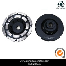 stone grinding cup wheel diamond grinding shoes