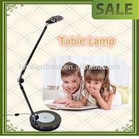 International iron works lighting adjustable study led table lamp reading-lamp