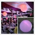 Evento/partido/clube/estágio/aniversário/férias/natal/decoração banquete diodo emissor de luz balão inflável