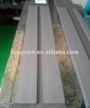 Sintered Cobalt or Nickle tungsten carbide bar blank