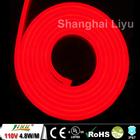 AC110V 4.8W 12*26mm Holiday Lighting flexible led neon tube light, #LY-CL-110V-SR