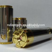 China supplier ecig mech Castle Mod/Mechanical Castle mod/ Castle clone mod dry herb vaporizer exgo w3