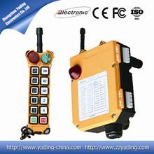 Multi-function industrial radio remote control receiver