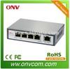 5 Port PoE Network Switch 4 Port PoE Hub