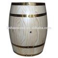 Mejor- venta de madera del vino de barriles, la mitad de barricas de vino para la venta, barriles de vino de comprar