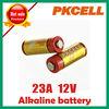 pkcell seliing 23A 27A Battery 12V Alkaline Batteries (A23 23A A27 27A) dry battery from shenzhen battery manufacturer