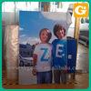 Custom printing vinyl banner material/pvc banner printed
