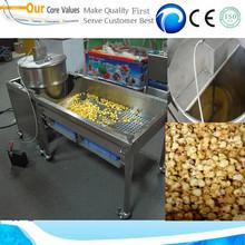 Most Popular automatic caramel popcorn machine/mini popcorn machine008613838527397