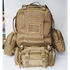 HQC115 1000D large military bag / military Combination backpack / tactical assault backpack