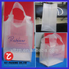 logo plastic bags/plastic bags handles/colored poly bags
