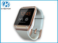 Relógio da câmera de telefone celular de controle touch sreen sincronizar músicas player whatsapp skype MSN wechat SMS