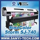 Digital Photo Printing Machine, SinoColor SJ-740, 1440dpi, 1.8m Width