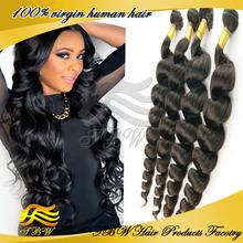 Best Quality 5A Human Virgin Brazilian Hair Extension Remy