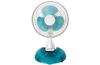 Wholesale 2 speed 2 in 1 electric mini table clip fan 6''