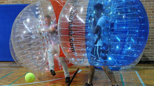 Best Price Super quality inflatable bumper ball/ body zorbing bubble ball 2014 most popular selling