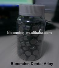 biocompatible casting nickel chrome dental alloy