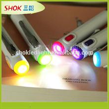 china wholesale high power led pen light flashlight pen