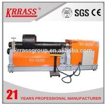 Industrial price sheet metal bending roller machine,W11 bending & rolling machine,plate and cone roller